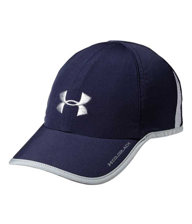Under Armour Under Armour Men's Armourlight Shadow Adjustable Hat, Lead/black