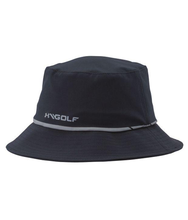 Under Armour Under Armour Men's Elements Bucket Golf Hat, Black