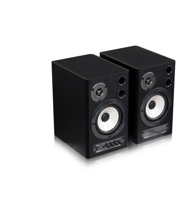 Model Of Behringer DIGITAL MONITOR SPEAKERS MS40 Behringer DIGITAL MONITOR SPEAKERS MS40 Top Design - Simple sound monitor Top Design