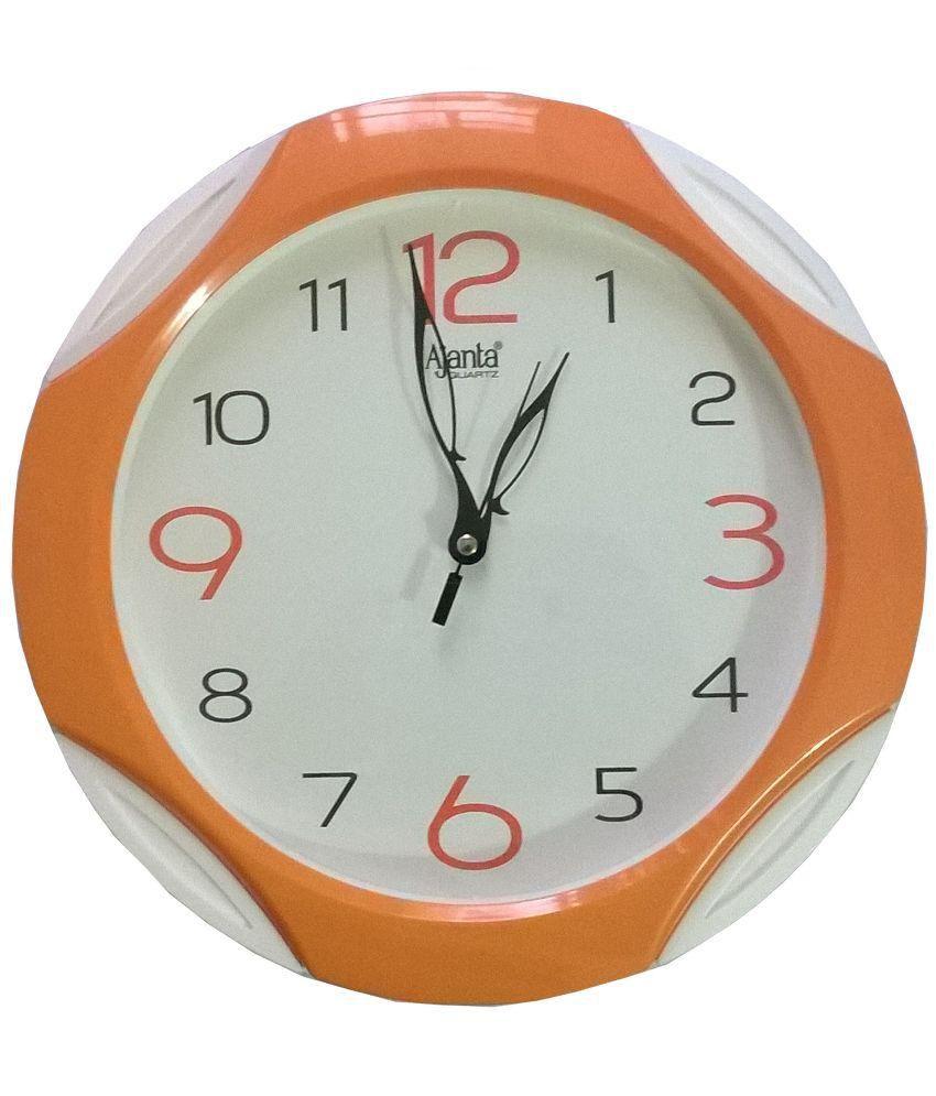 Ajanta designer wall clock buy ajanta designer wall clock at best ajanta designer wall clock amipublicfo Images