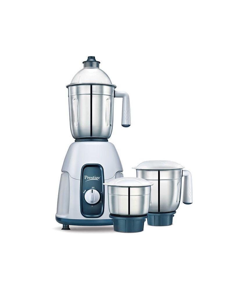 Prestige Smart Kitchen Stylo 750 Watts Mixer Grinder white & Black