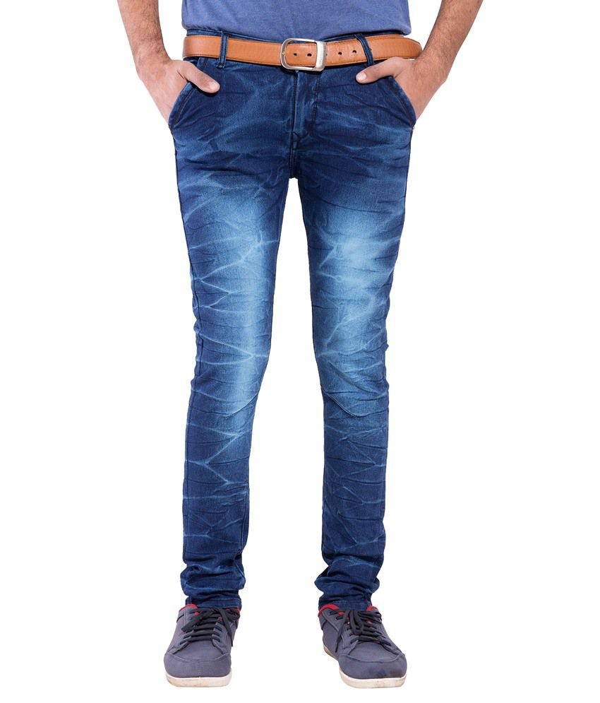 New Valley Blue Regular Fit Jeans