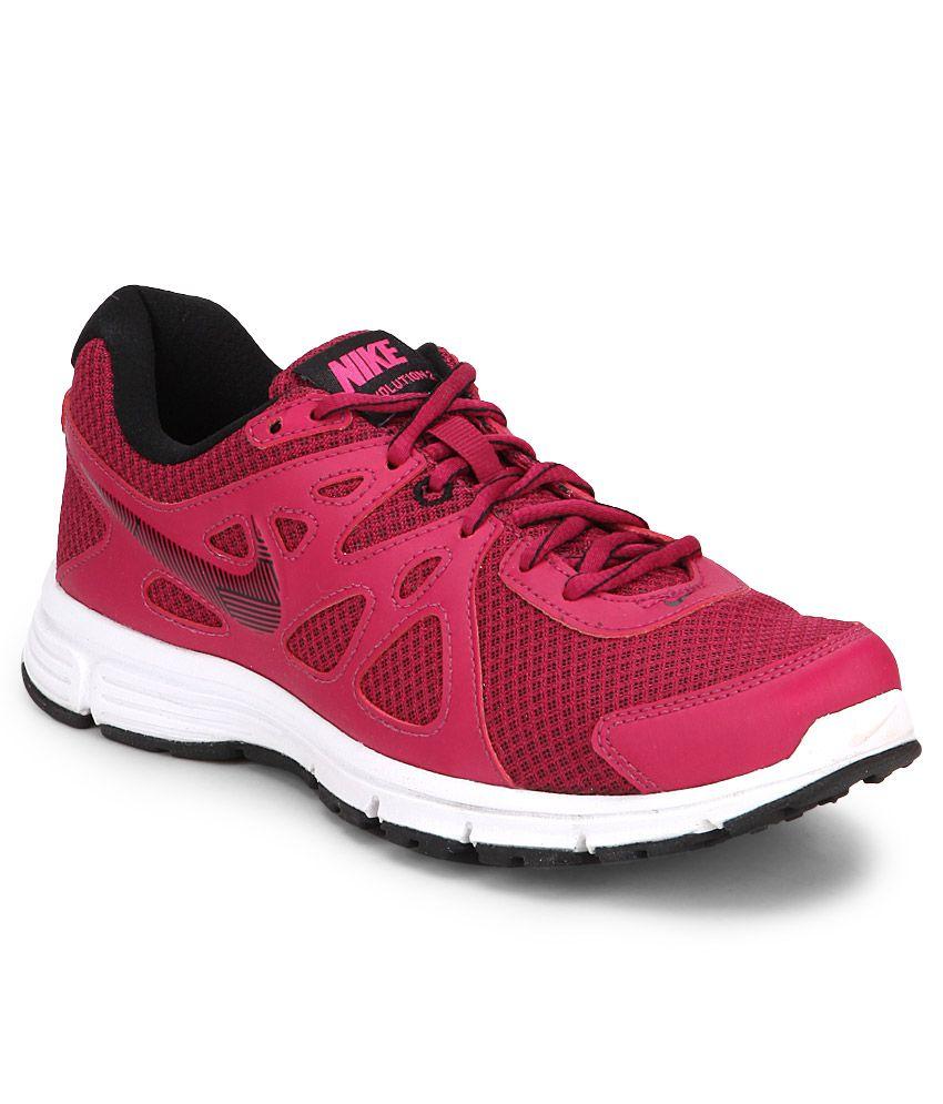 Nike Revolution 2 Msl Pink Sports Shoes
