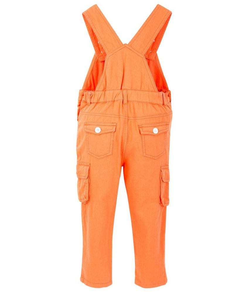 offer discounts official store outlet Oye Orange Dungarees - Buy Oye Orange Dungarees Online at ...