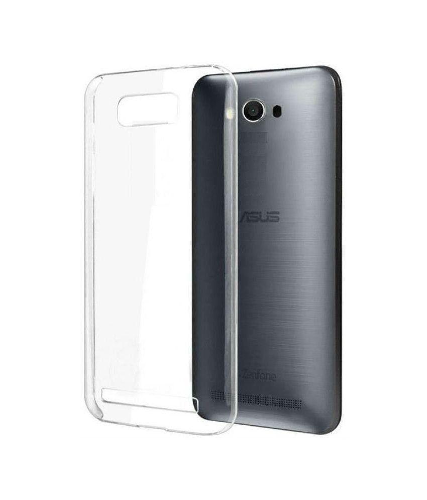 premium selection 9e5c2 433e3 Rdcase Back Cover For Asus Zenfone Max ZC550KL - Transparent