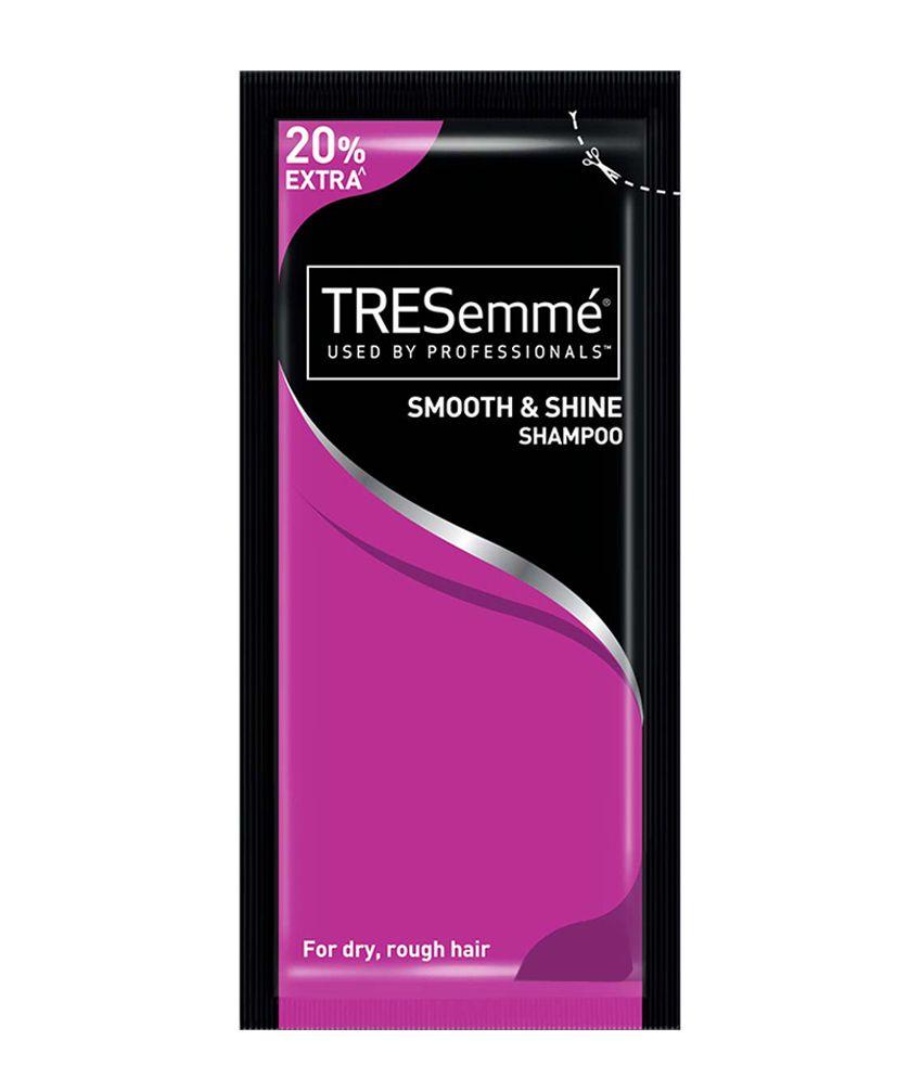 ... TRESemme Smooth & Shine Shampoo Sachet