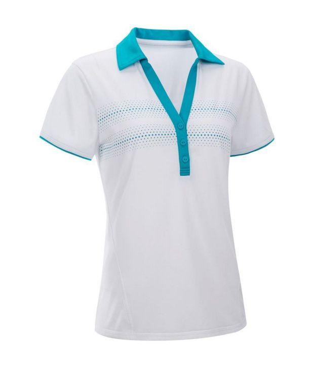 ARTENGO 730 Women Polo Shirt