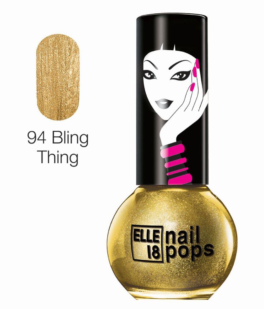 Elle 18 Nail Pops Shade 94 Nail Color 5 Ml Buy Elle 18 Nail Pops