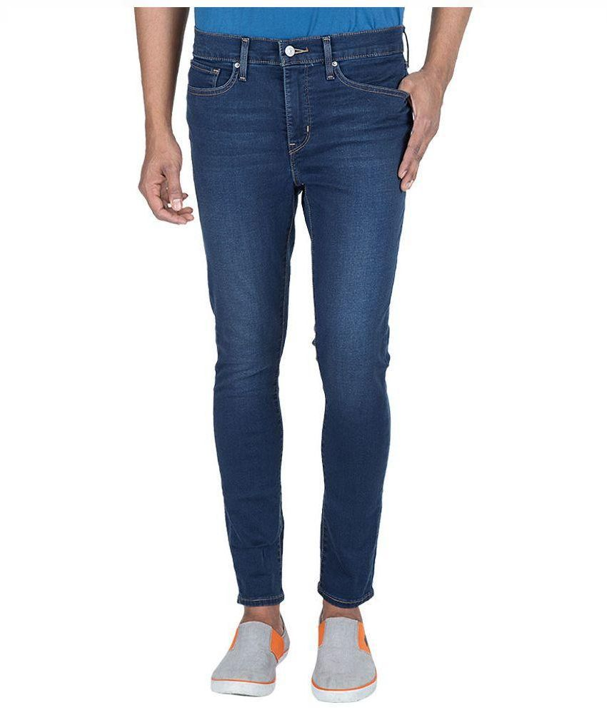 Levi's Blue Skinny Fit Jeans