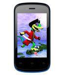 Mtech Opal 3G Smart Blue 32GB Dual Camera 8.89 cm 3.5 Display Smart