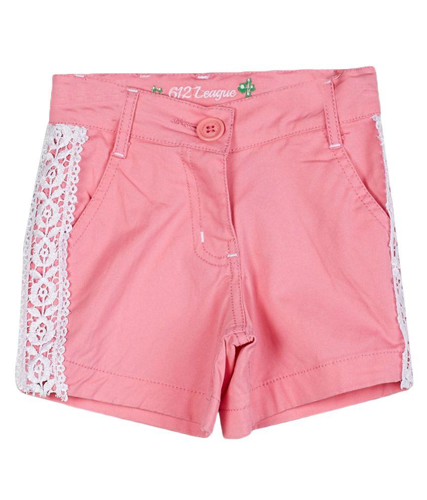 612 League Pink Skirt set