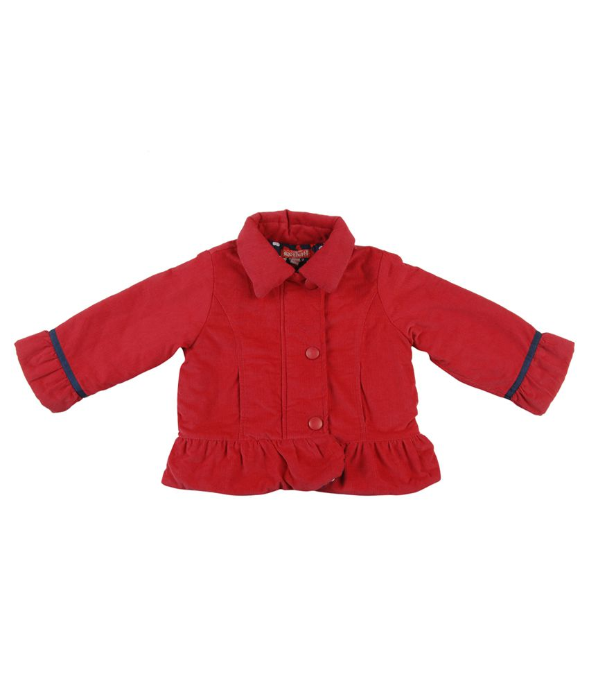 Nauti Nati Red Jacket