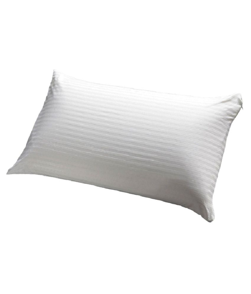 Jdx White Pillow