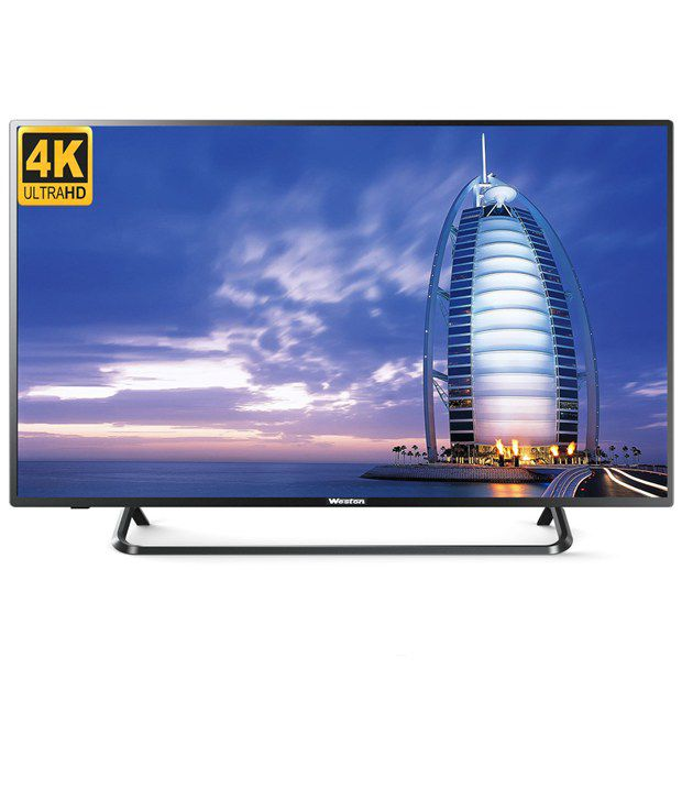 Weston Wel-5004 124 Cm (49) Ultra Hd Smart Led Television
