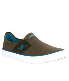Sparx Khaki Casual Shoes