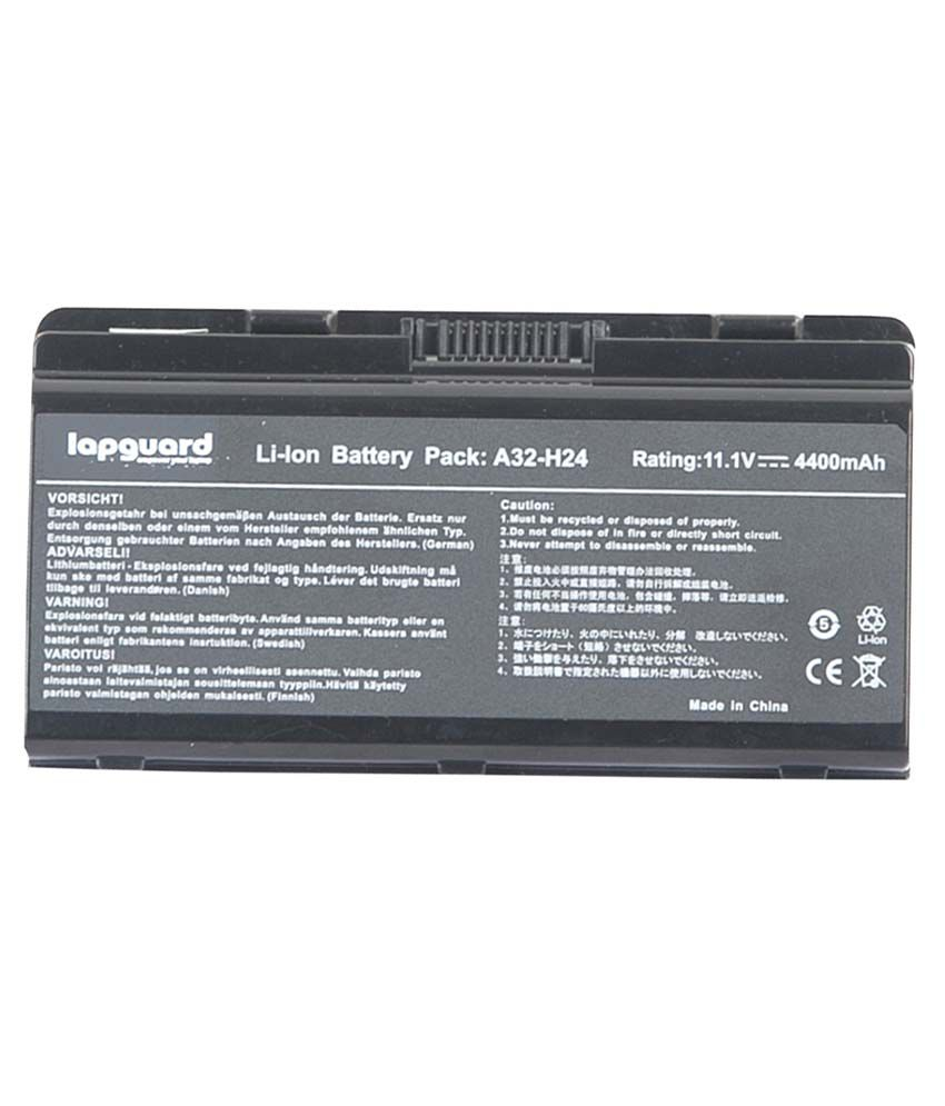 Lapguard 4400 Mah Lithium-ion Laptop Battery For Asus A450 Series