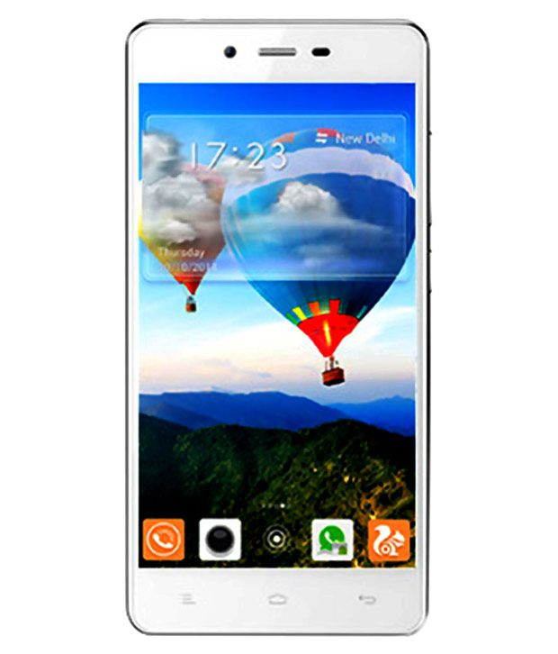 Gionee Marathon M3 Dual Sim Android Mobile Phone - White - Buy ...