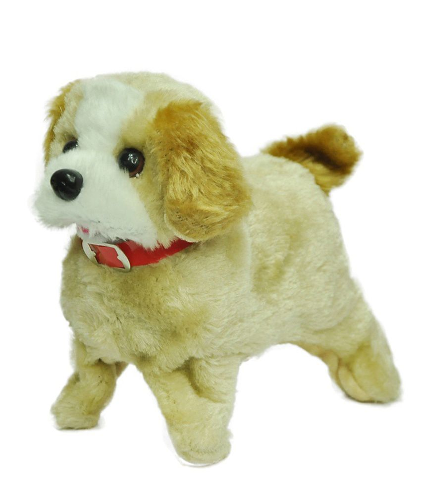 Rana Traders Rana Traders Multicolor Jumping Musical Dog