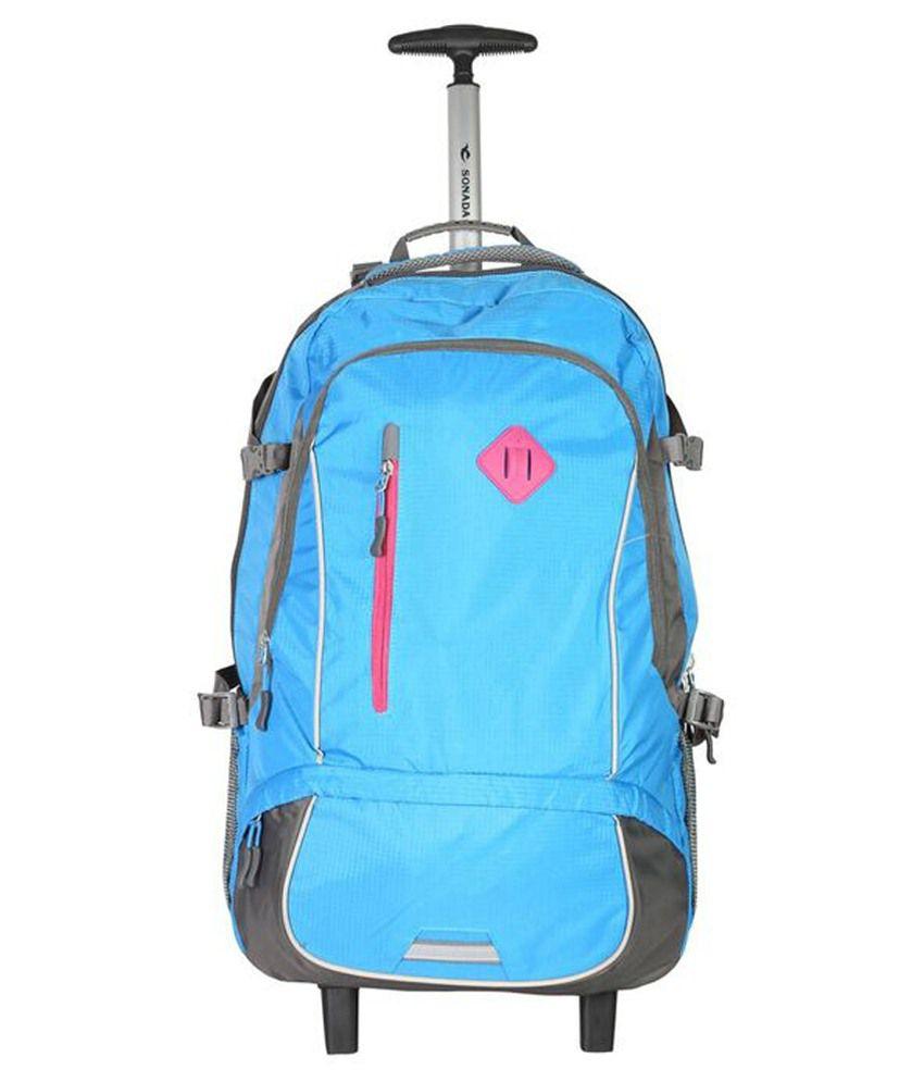 ee1878e34c5d Backpack Trolley Bags India- Fenix Toulouse Handball