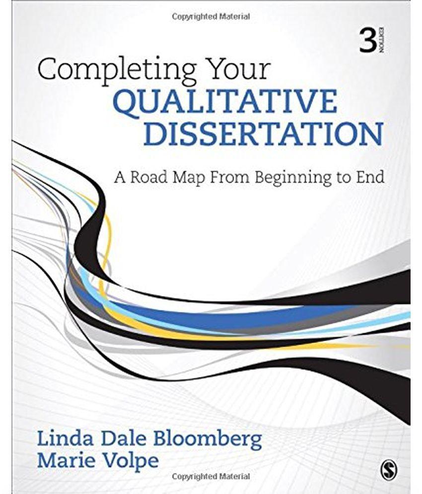 Dissertation qualitative