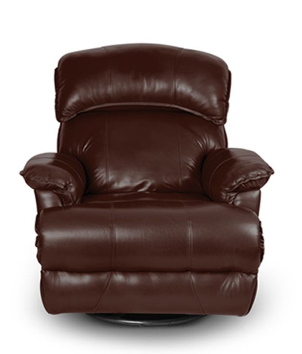 Little Nap Livo Leatherette 1 Seater Recliner