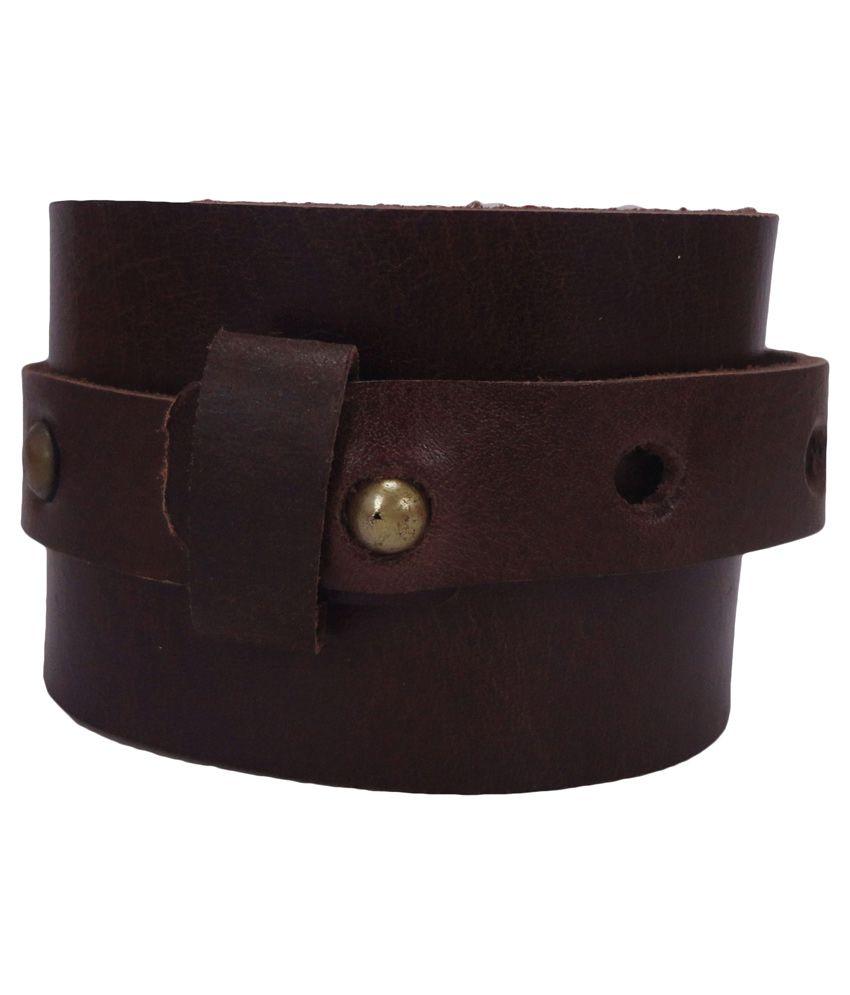 Revo Brown Casual Bracelet