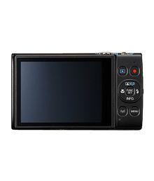 Canon IXUS 285 20.2 MP Digital Camera (Black)