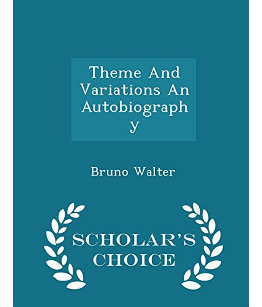 How do you find the theme of an autobiography?