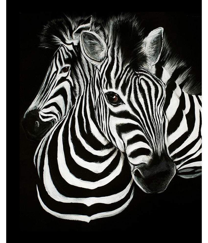 Artzfolio No Rascism Canvas Art Print With Frame