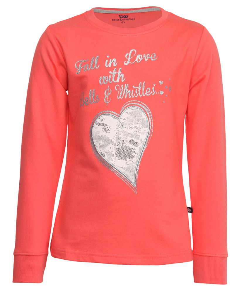 Bells & Whistles Orange Sweatshirt