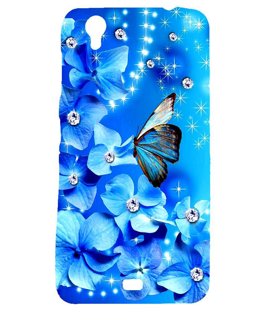 check out febaa 1f1d3 Gionee Pioneer P4s Printed Covers by NEU SPEED - blue