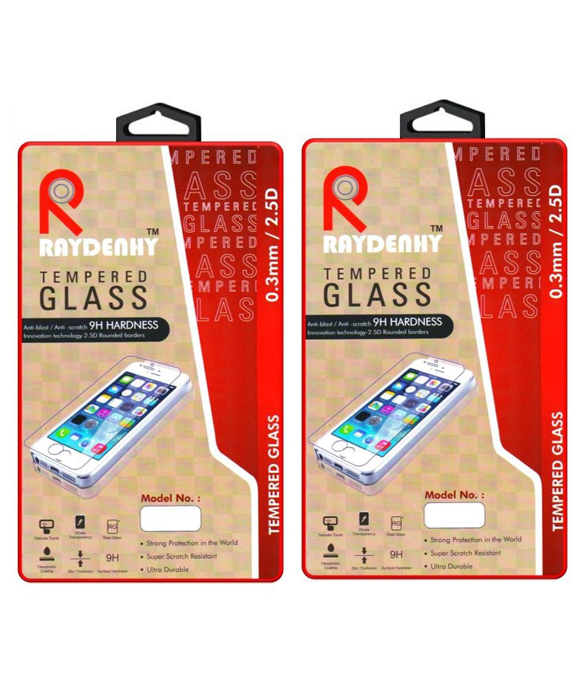 Microsoft Lumia 640xl Tempered Glass Screen Guard by Raydenhy