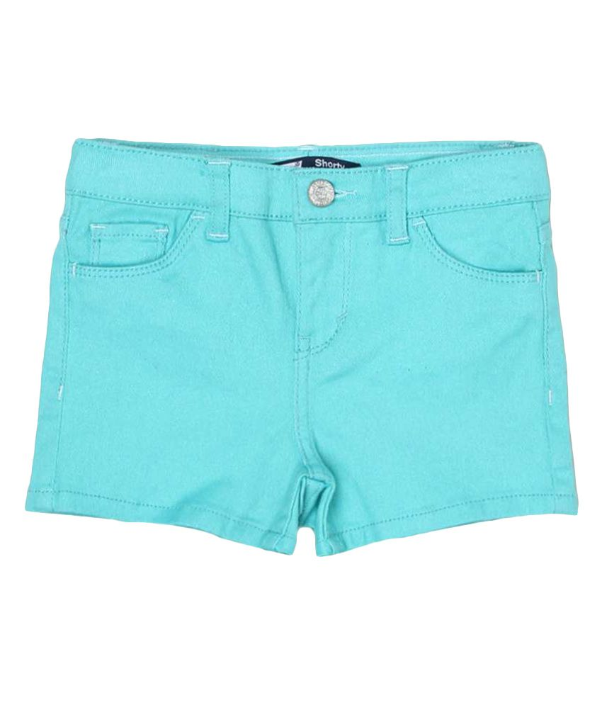 Levi's Kids Green Shorts
