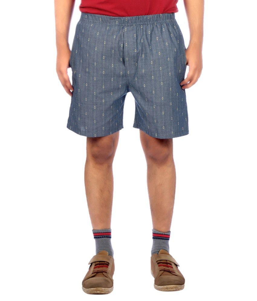 Aaduki Grey Shorts