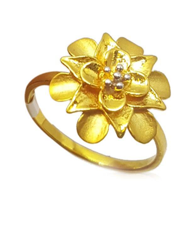 Standard Jewellers 22kt Gold Bis Hallmarked Ring