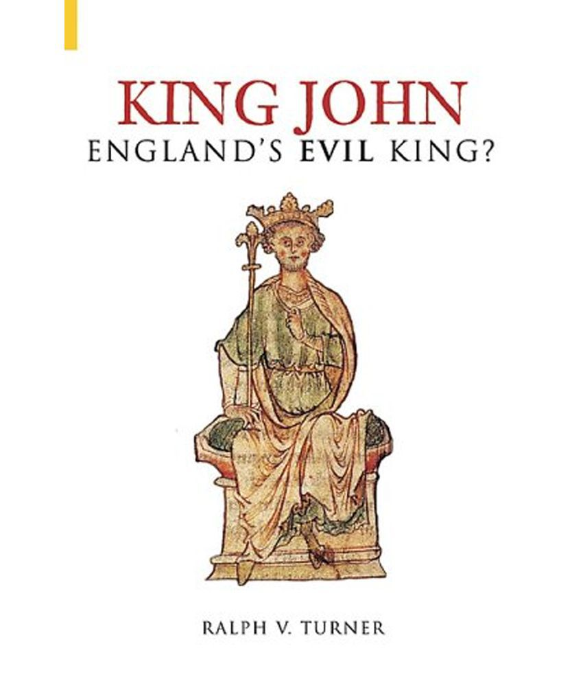 was king john a good king essay King john (folger shakespeare library) and author of the dramaturgy of shakespeare's romances and of essays on 40 out of 5 stars king john has good.