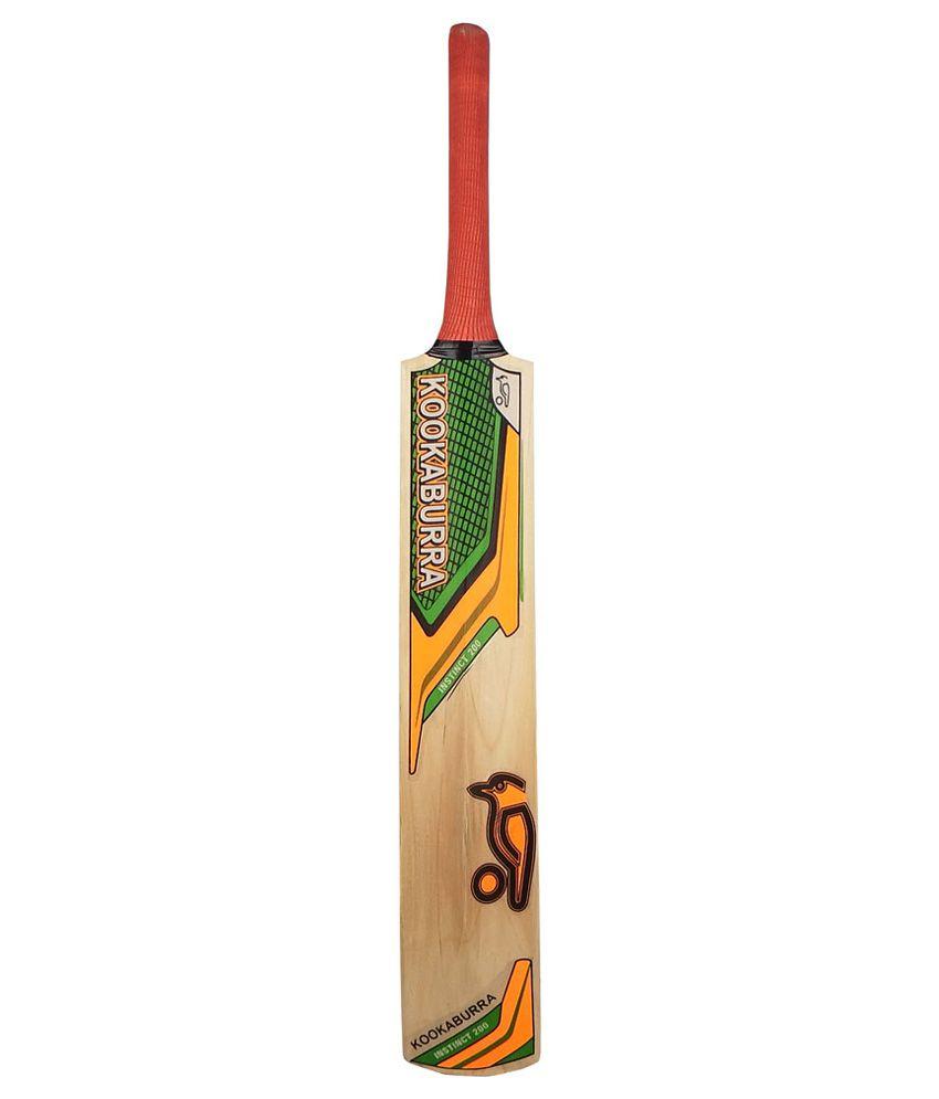 5d56ef72f6d Kookaburra Popular Willow Cricket Bat (For Hard Tennis Ball)  Buy Online at Best  Price on Snapdeal
