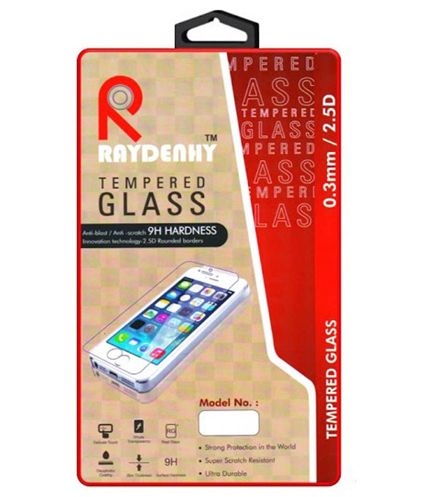 Samsung Galaxy Grand Prime Tempered Glass Screen Guard by Raydenhy