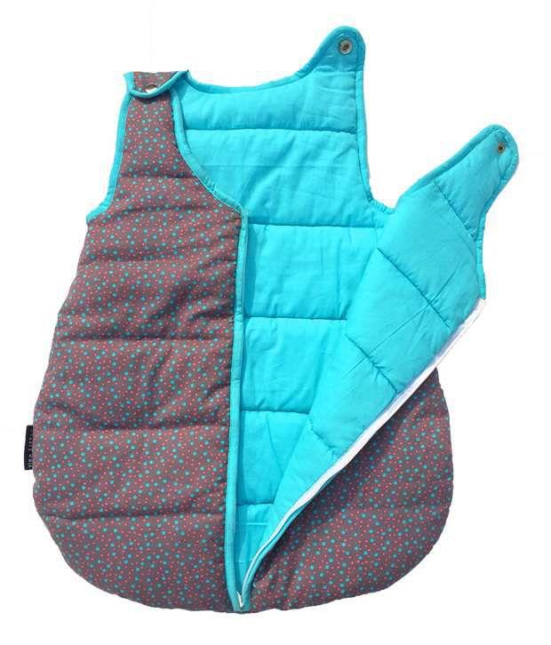 Polka Dots Cotton Baby Sleeping Bag