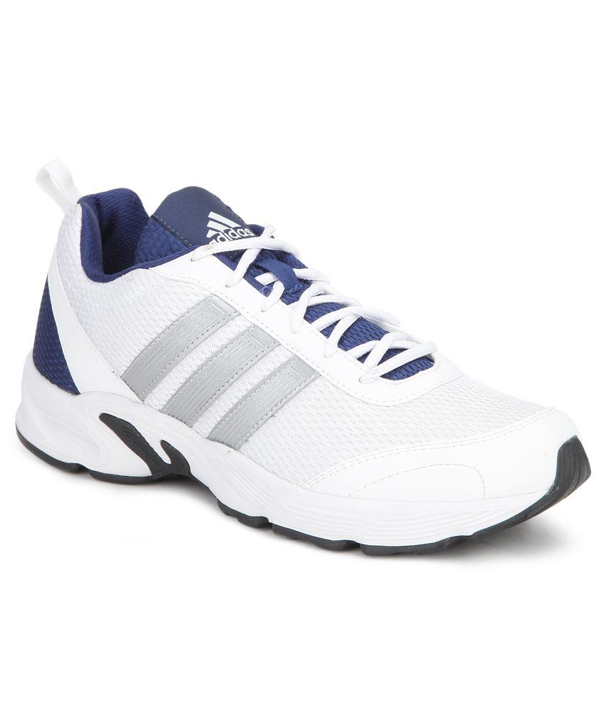 Adidas Albis 1 White Running Sports Shoes ...