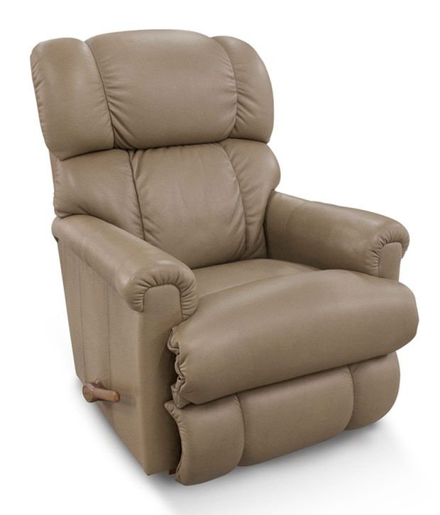 Lazboy Leather Recliner Camel Brown - Pinnacle - Buy ...