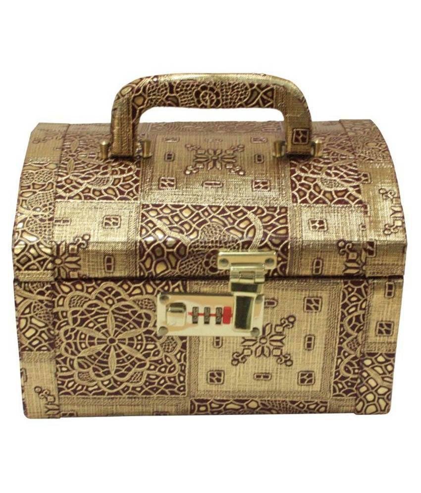 Pride Gold Vanity Box