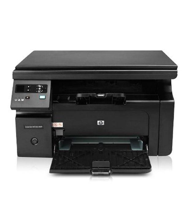 HP All-in-one Printer For Laserjet M1136 Pro-black