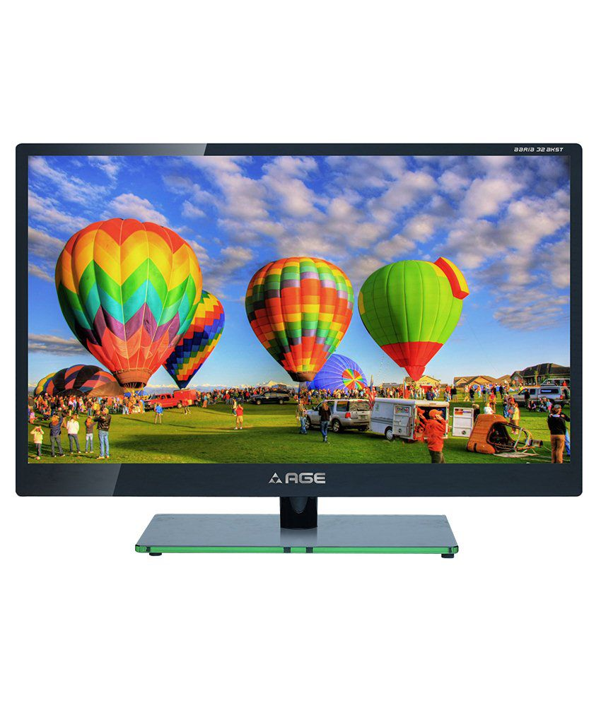 Age 32AKST 81 Cm (32) HD Ready LED Television