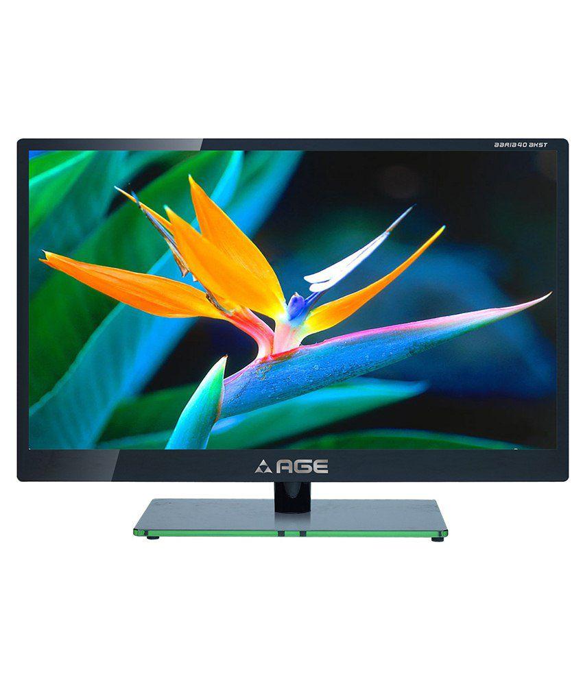 Age 39ECO 99 Cm (39) HD Ready LED Television