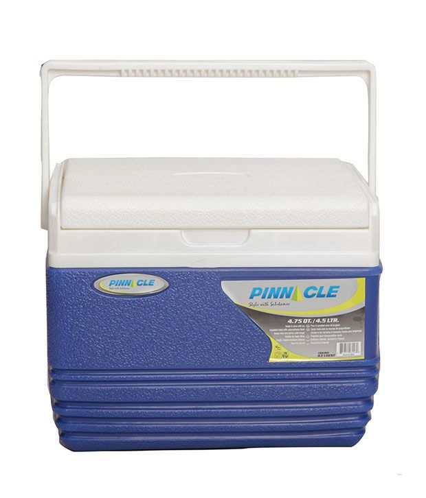 Pinnacle Blue Polypropylene Ice Box 4 5 Litre: Buy Online at Best