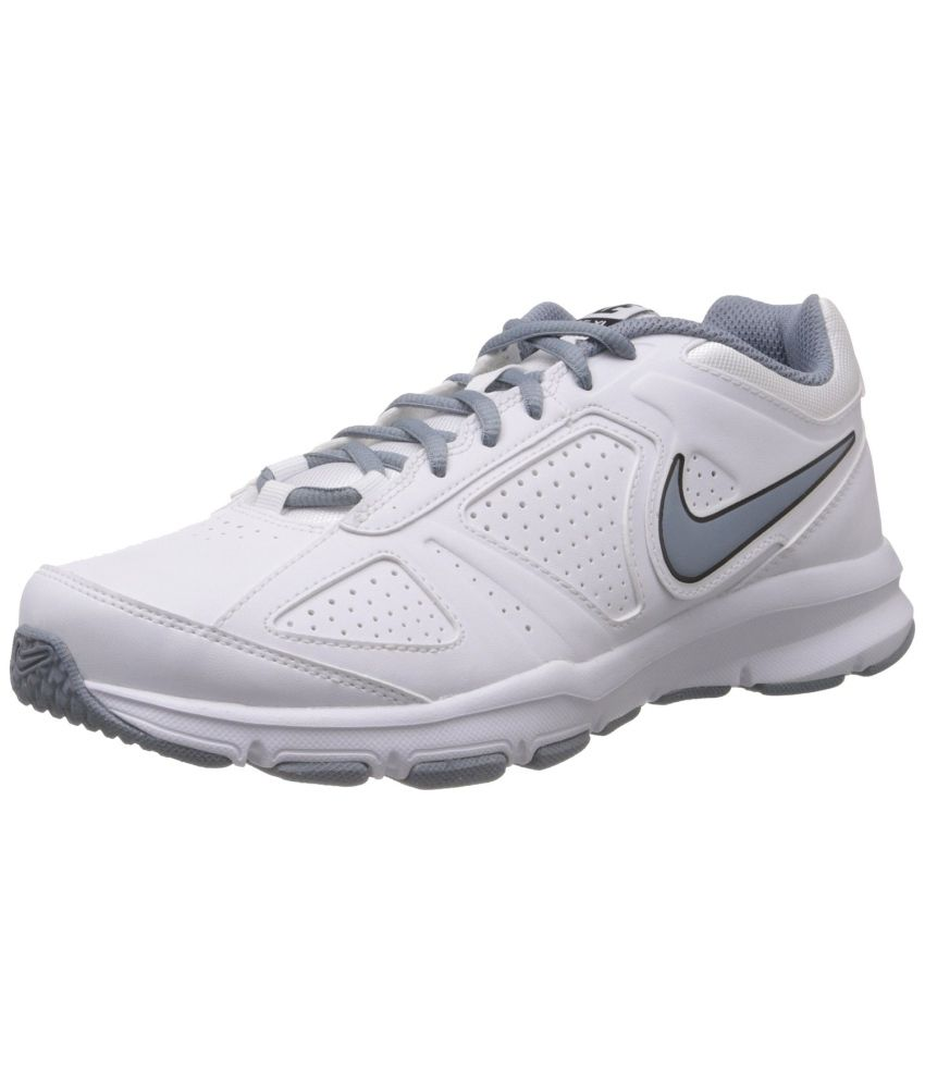 nike t lite xi sl white running shoes buy nike t lite xi. Black Bedroom Furniture Sets. Home Design Ideas