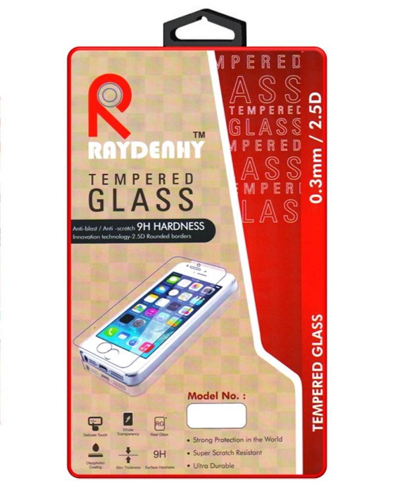 Samsung Galaxy J7 Tempered Glass Screen Guard by Raydenhy