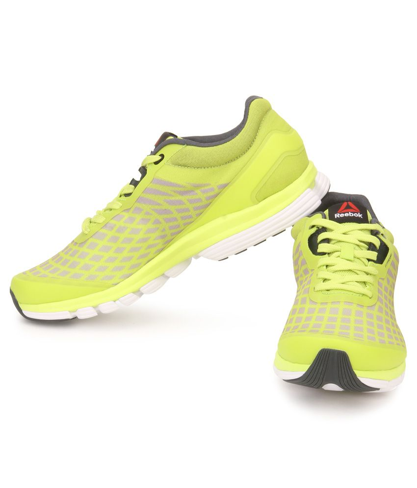 63b1533337a Reebok Sublite Super Duo Green Running Sports Shoes - Buy Reebok ...