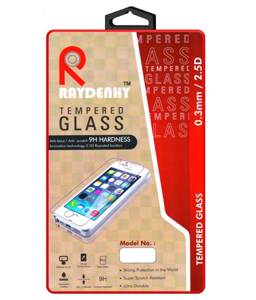 Tempered Glass Screen Guard by Raydenhy